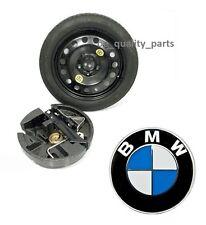 Original Genuine BMW OEM Space Saver Spare Tyre Wheel Kit Set 5-Series E60 E61