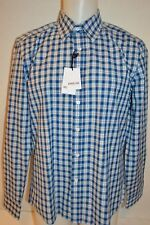 HYDEN YOO New York Man's RAYMOND Slim Casual Shirt NEW  Size Large Retail $150