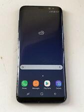 Samsung Galaxy S8 SM-G950F - 64GB Midnight Black (Unlocked) No Signal No Service