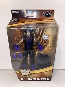 "WWE Legends Elite Series 9  Undertaker, 6"" Action Figure Target Exclusive NEW"