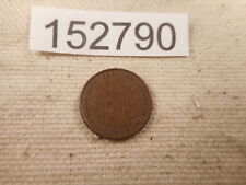 1936 Netherlands 1/2 Cent - Very Nice Collector Grade Album Coin - # 152790