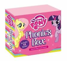 MY LITTLE PONY PHONICS BOX - MATTERN, JOANNE - NEW PAPERBACK BOOK