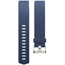 2017~For Fitbit Charge 2 Replacement Smart Watch Band Strap Navy Blue Wrist Band