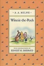 Milne & Shepard : Winnie-the-Pooh (Hbk) by A A Milne (Hardback, 2008)