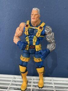 """X-men marvel legends rare action figure Cable Series Vl 6"""" 2004 Loose"""