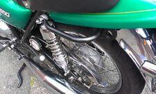 Kawasaki Z650 grab handles - New - Satin Black