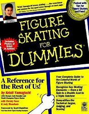Figure Skating For Dummies/ Ice Skating Tips