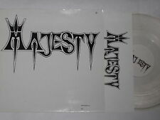 MAJESTY -Crusaders Of The Crown- LP clear Vinyl