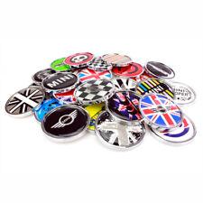 For Mini Cooper Front Grille Emblem R55 R56 R57B R58 R59 R60 R61 F55 F56 F60