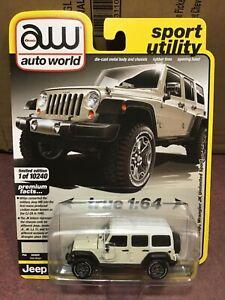 Auto World  Sport Utility 2018 Jeep Wrangler JK Unlimited Sport  Gobi Beige