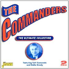 THE COMMANDERS ~ BIG BAND ULTIMATE COLLECTION BRAND NEW + SEALED 2CD ( BEST OF )