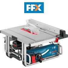 Bosch GTS10J professionnel 240 V Table Scie 1800 W 0601B30570 Soft Start