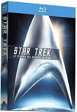 STAR TREK - LA TRILOGIE AUX ORIGINES DU FILM [ÉDITION REMASTERISÉE] BLU RAY NEUF