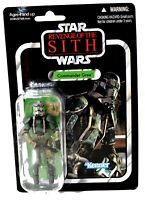 Kenner Star Wars Revenge of the Sith Commander Gree VC43 Action Figure NIB d647