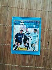 Sealed sticker pack packet bustine tute EUROFOOTBALL 1998 1999 Panini 98 99