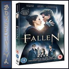 Fallen (2016) Region 2 DVD Addison Timlin Jeremy Irvine