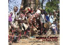Djembe CD Mansa Camio & An Bada Sofoli -  Dundunba Baro Oberguinea Malinke Dunun