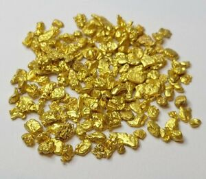 Australian Natural Gold Nugget PIckers 0.50g
