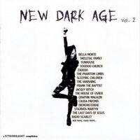 NEW DARK AGE VOL 2 various (2X CD, compilation) goth rock, darkwave, post punk