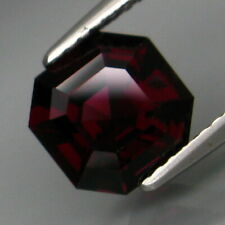 2.39Ct.Best Color! Natural Raspberry Red Spinel Myanmar Perfect Shape