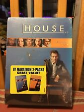 House Dvd Season One And Two Factory Sealed Classic Series