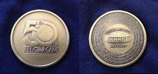 50th MLB All Star Game 1979 Bronze Medallion Kingdome Seattle Mariners Baseball