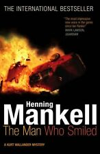The Man Who Smiled: Kurt Wallander,Henning Mankell, Laurie Tho ,.9781843430988