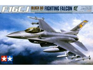 Lockheed Martin F-16CJ Block50 Tamiya 1/32 60315 from JAPAN