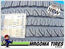 1 NEW 245/65/17 GOODYEAR FORTERA HL TIRE ACURA TOYOTA 105T FREE MOUNTING 2456517