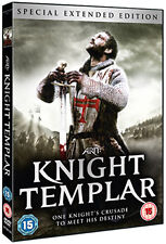 ARN-THE KNIGHT TEMPLAR EXTENDED EDITION - DVD - REGION 2 UK