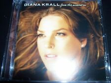 Diana Krall From This Moment On CD – Like New