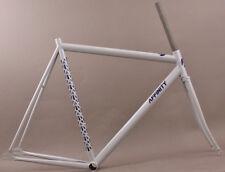 Affinity LoPro Pursuit Track Bike Frameset 18% Gray 52cm No Brake Hole MRSP $749