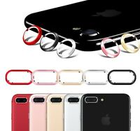 For iPhone 6 7 8 Plus X XS Max XR Rear Camera Lens Protector Ring Cover