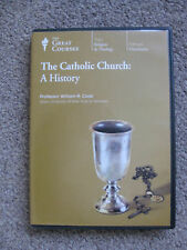 Educational X6 DVDs: The Great Courses: The Catholic Church: A History