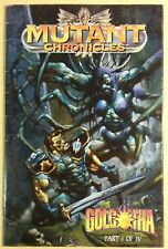 Acclaim Comics MUTANT CHRONICLES # 1 GOLGOTHA PART 1 VG/F 1996