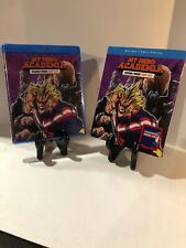 My Hero Academia: Season Three Part One Blu-ray, DVD, Digital NEW