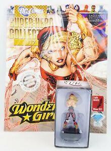 DC Comics Super Hero Collection Wonder Girl Magazine Resin Figurine #117 NEW