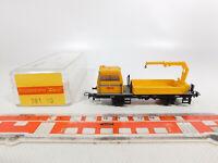 CO6-0,5# Liliput H0/DC 381 10/38110 Rottenkraftwagen Plasser Theurer OBW 10, OVP