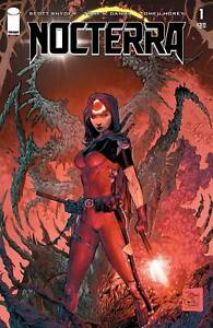 Nocterra #1   Select Covers   Image Comics NM 2021