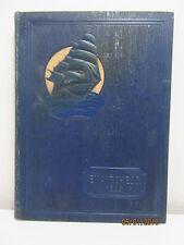 Enaitchess 1933, Newburyport High School Yearbook, MA.