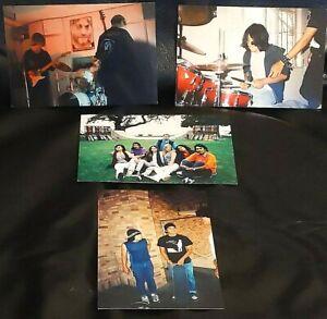 "LARRY CLARK -  MULTIPLE 4""X 6"" ORIGINAL PHOTOS - SIGNED STAMPED RARE PROVENANCE"