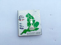 Derby 2015/16 August Away v Bolton Wanderers & Birmingham City Pin Badge