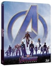 Avengers - Endgame - Limited Edition (Blu-Ray 3D + Blu-Ray Disc + Steelbook)