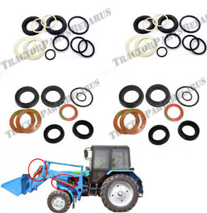 Belarus tractor complete repair kit for front loader 80/82/500/800/820/900/1000