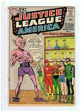 DC Comics Justice League America #11 VG- 1962   *