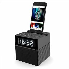 Majority Pluto Docking Station Speaker Dock for iPod / iPhone 5 5S 5C 6 6+