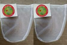 Elaina Love's Pure Joy Planet The Amazing Nut-Milk Bag x 2, NEW / REUSABLE NYLON