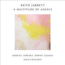 A Multitude of Angels by Keith Jarrett (CD, Nov-2016, 4 Discs, ECM)