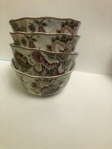 222 Fifth Gabrielle Cereal Bowls (4)