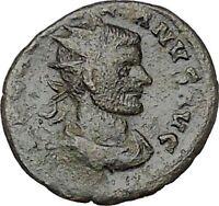 Aurelian  270AD Authentic Ancient Roman Coin Concordia Harmony Cult  i40919